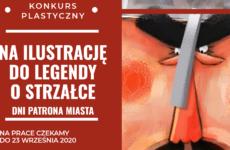 Więcej o: Konkurs plastyczny – Legenda o Strzałce