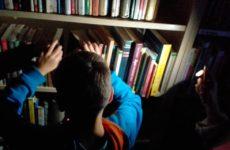 Noc w Bibliotece